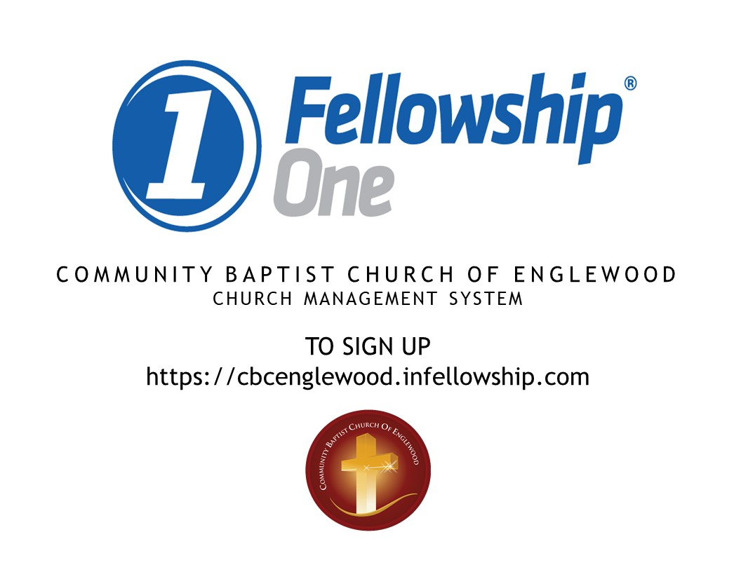 Fellowship One Sign Up