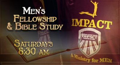 IMPACT Men's Bible Study
