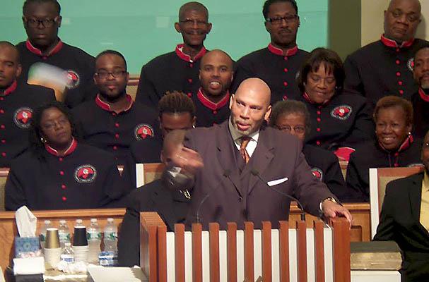 Dr Lester W Taylor Jr Cbc Senior Pastor